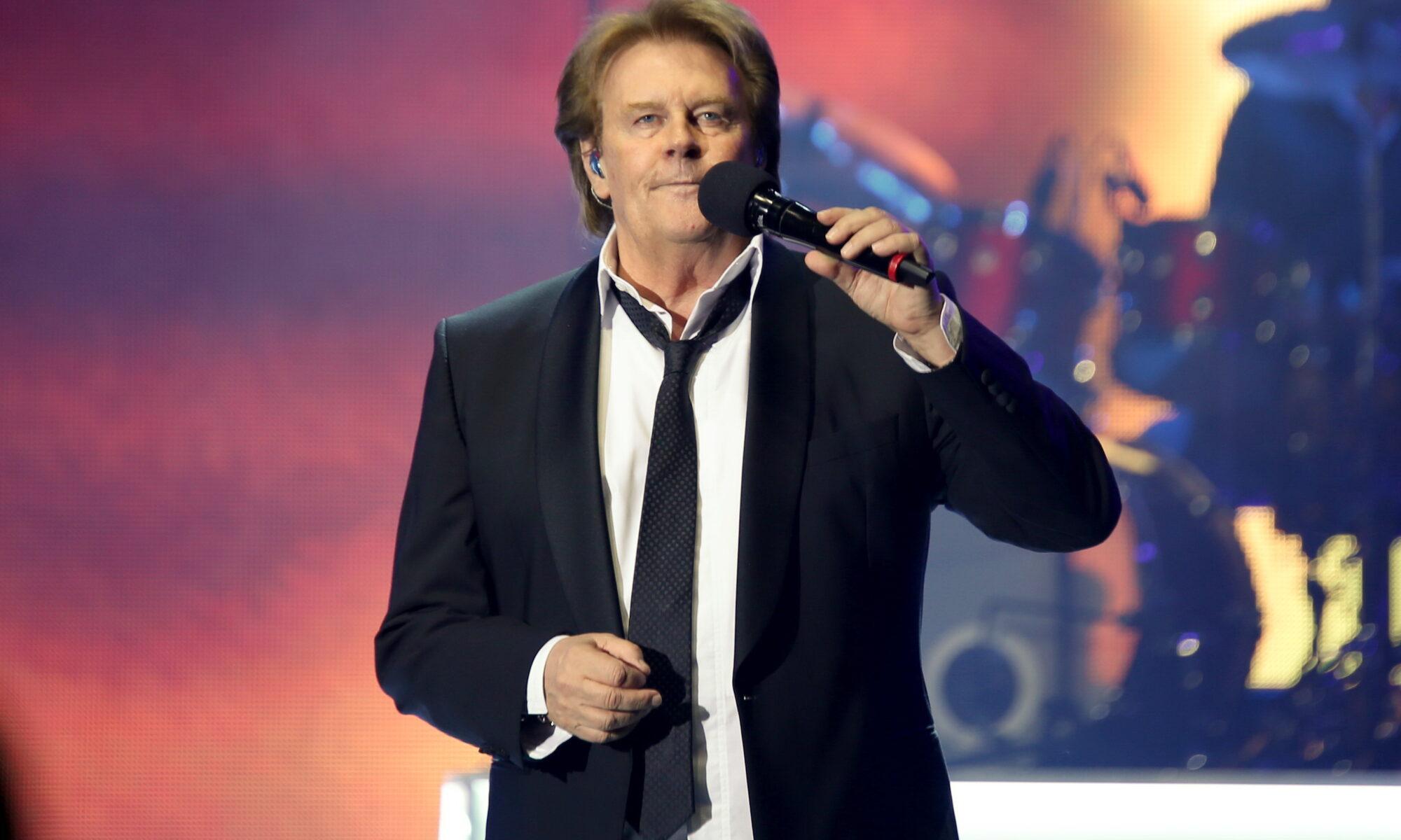 Howard Carpendale auf der Bühne