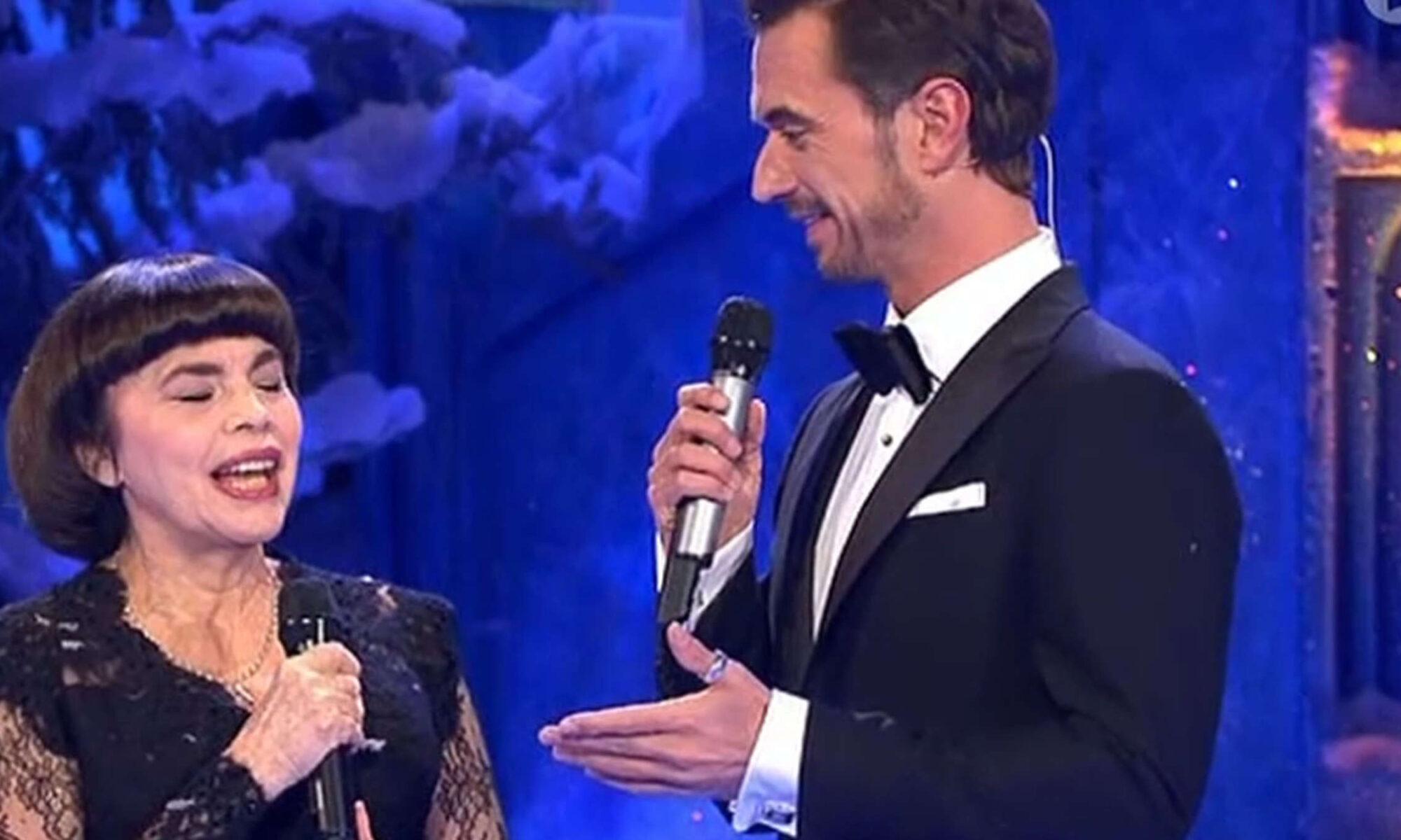 Florian Silbereisen und Mireille Mathieu